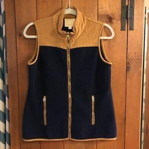 SAIL TO SABLE Fleece Vest M